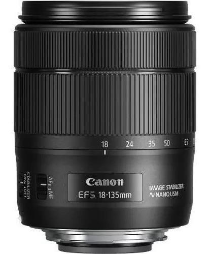 Lente Canon Efs 18-135 Usm Nano F/3.5-5.6  Nuevo