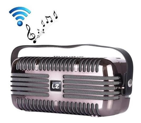 Caixa De Som E27 Bluetooth Wireless Speaker Portátil