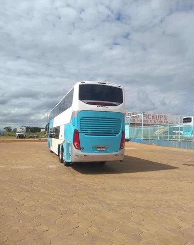 Scania Dd Comil Invictos 2017