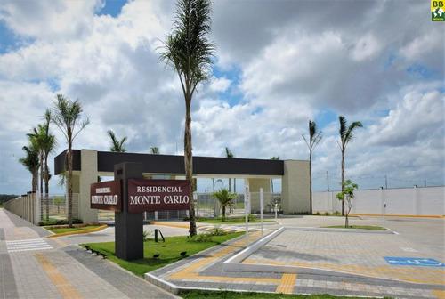 Imagem 1 de 15 de Terreno Para Venda Em Parnamirim, Parque Das Nações - Montecarl_2-1243159