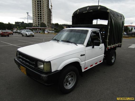 Mazda B-2000 Estacas Mt 2000cc 4x2