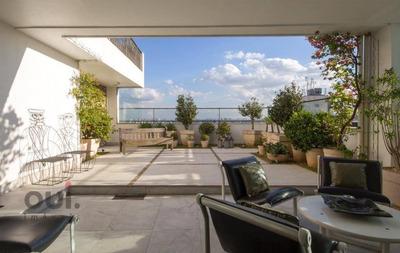 Cobertura Com 4 Dormitórios À Venda, 500 M² Por R$ 18.000.000 - Jardim Paulista - São Paulo/sp - Co0332