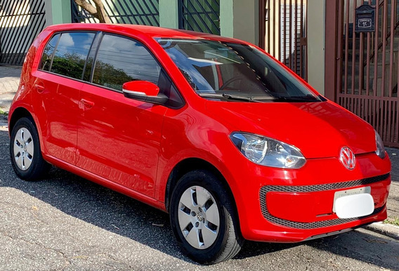 Volkswagen Up - 2015/2016 1.0 Mpi Move Up 12v Flex 4p Aut