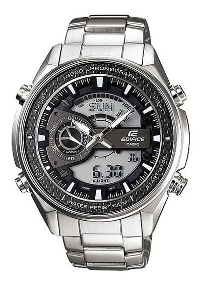 Relógio Casio Edifice Efa-133d-8av Ema-100 Era-200 Efa-133d