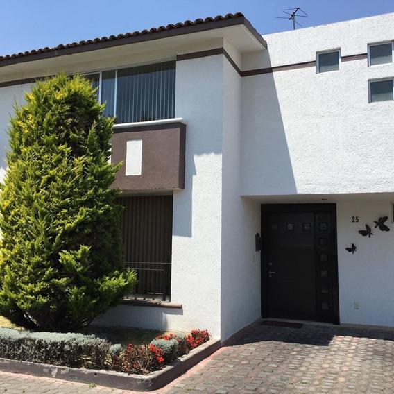 Casa En Metepec - Condominio El Baldaquín