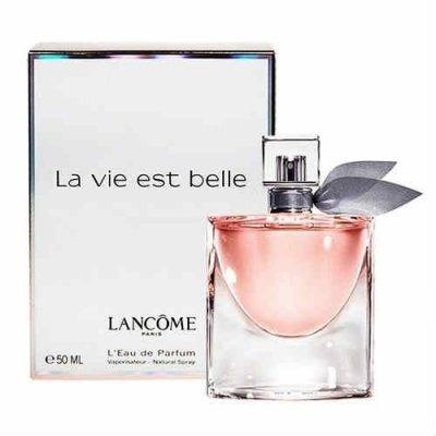 Perfume Lancôme La Vie Est Belle Eau De Parfum 50ml Edp Imp