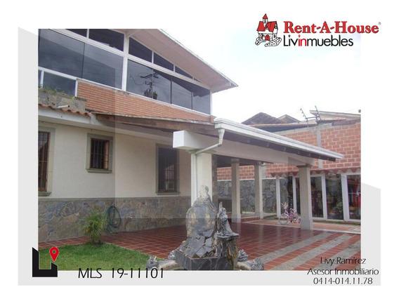Casa En Venta. El Picacho Mls #19-11101