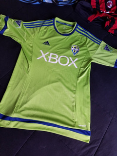 Camisa Seattle Sounders 2016 2017 Xbox Original adidas