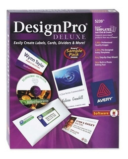 Programa Avery Designpro 5.0 Para Pc Districomp