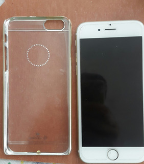 iPhone 6 Rose 16 Gb Perfectas Condiciones(120v)