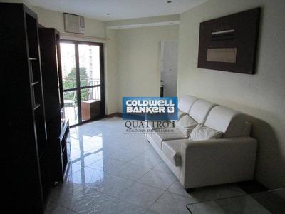 Flat Residencial À Venda, Copacabana, Rio De Janeiro. - Codigo: Fl0045 - Fl0045
