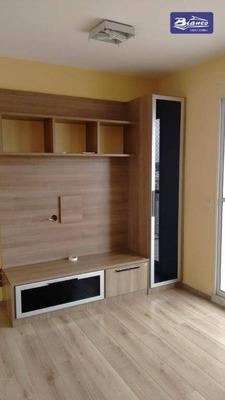 Apartamento Com 3 Dormitórios À Venda, 67 M² Por R$ 330.000 - Vila Das Bandeiras - Guarulhos/sp - Ap3566