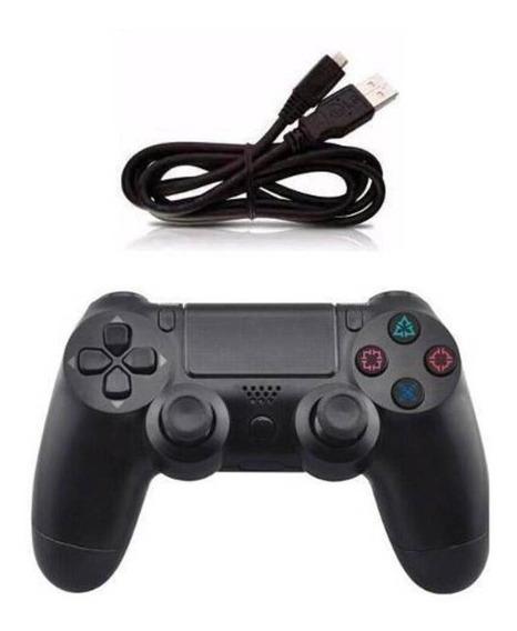 Controle Sem Fio Para Ps4 Dualshock Joystick