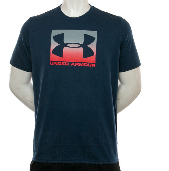 Remera Boxed Sportstyle Under Armour