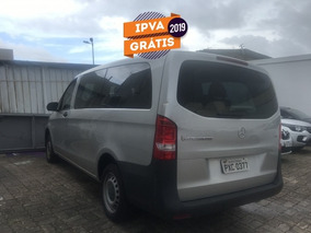 Vito 2.0 Cgi Flex Tourer 119 Confort 9l Manual 40189km