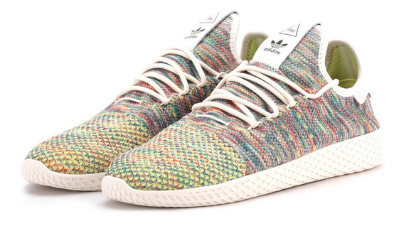 Tênis adidas Pw Tennis Hu Pk Pharrell Williams