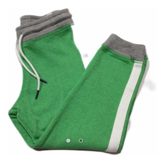 Pantalon Jogging Con Puño H&m Original Talle 4/5