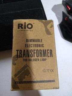 Transformador Rio 220v 12v 50w Dicroicas