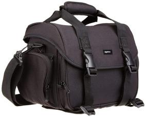 Bolsa Case Amazonbasics Dslr Gadget Bag
