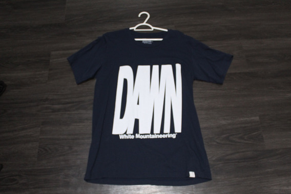Camiseta Damn Da White Mountaineering