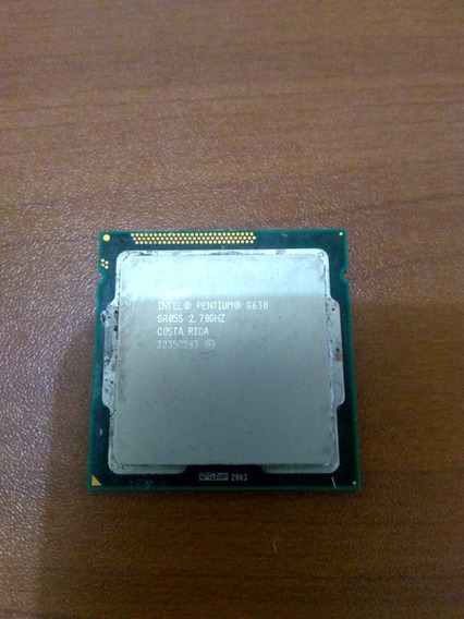Pentium G630, 2.6 Ghz, Pga 1155
