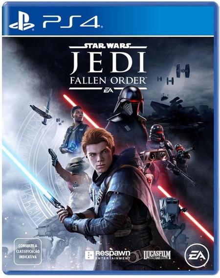 Star Wars Jedi Fallen Order Ps4 Midia Fisica