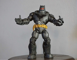Batman Thrasher Suit