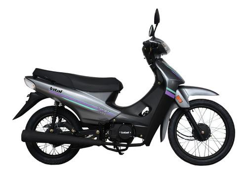 Moto Vital Twist 110 Rayos Yanett