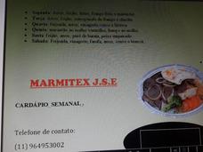 Marmitex, Fazemos Para Obras, Eventos, Lojas, Sugestões Acto