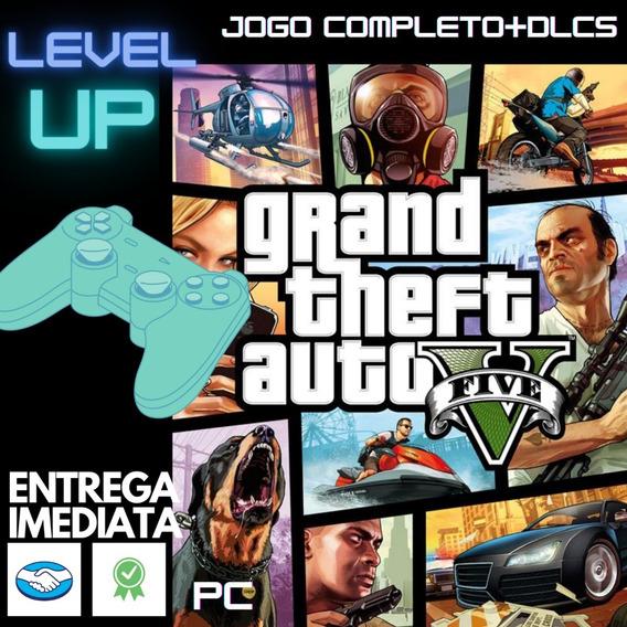 Grand Theft Auto Gta V Torrent [pt-br] Atualizado