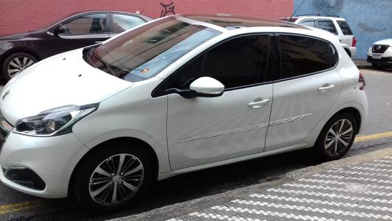 Peugeot 208 - 2018/19 1.6 16v Griffe Flex Automático 5p