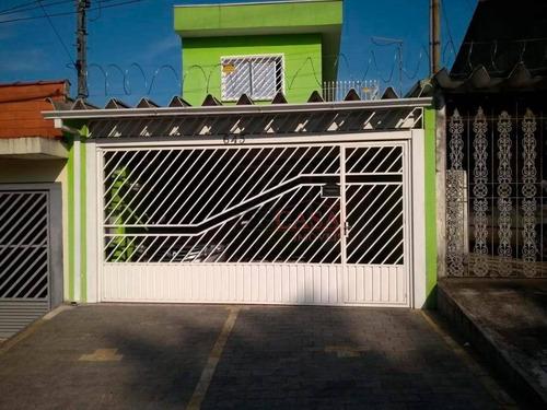 Imagem 1 de 23 de Sobrado Com 3 Dormitórios À Venda Por R$ 630.000 - Jardim Santa Maria - São Paulo/sp - So3046