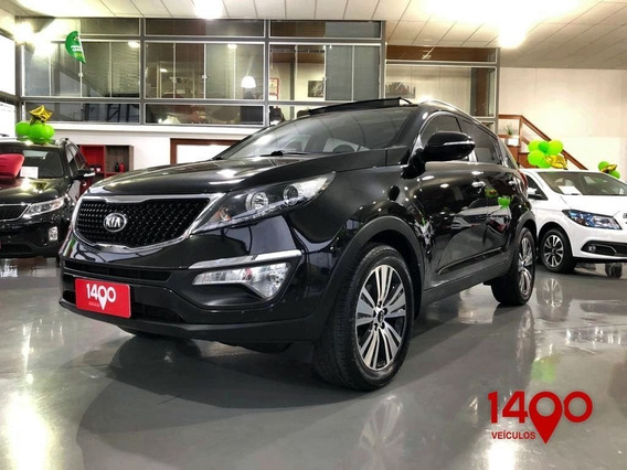 Kia Sportage Ex 2.0 4x2 At