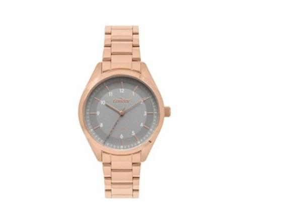 Relógio Condor Feminino Rose Happy Hour Co2035kwp/4c