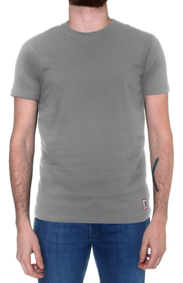 Remera Element Brand Tee Grey 21197016
