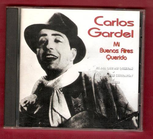 Carlos Gardel * Mi Buenos Aires Querido * Importado