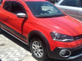 Volkswagen Saveiro 1.6 Cross Cd 16v Flex 28 Mil Km Impecável
