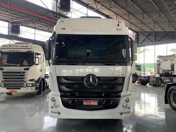 Mercedes-benz Actros 2546 - Leito Teto Alto 6x2 Automático