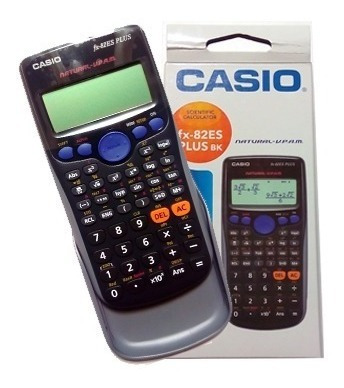 Calculadora Cientifica Fx-82 Es Plus Casio Original