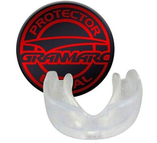 Protector Bucal Artes Marciales Hockey Box Moldeable