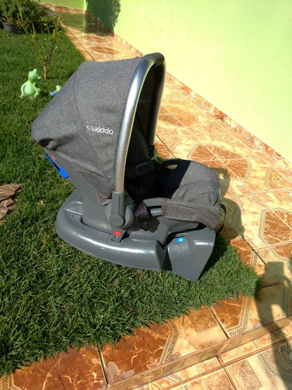Bebê Conforto Kiddo Com Base Para Veículos