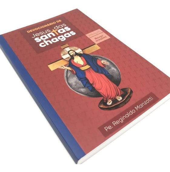 Livro Devocionario Das Santas Chagas Original
