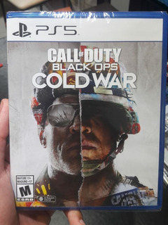 Call Of Duty Black Ops Cold War Ps5 Fisico Nuevo Sevengamer