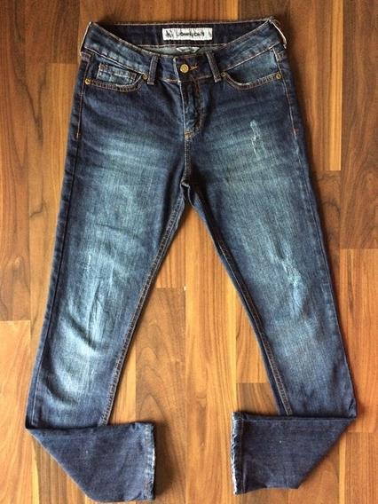Calça Jeans Feminina John John 36 Stretch Original Nova