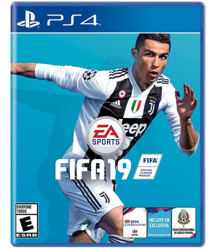 Fifa 19 Juego Ps4 Fisico Original Sony Playstation 4