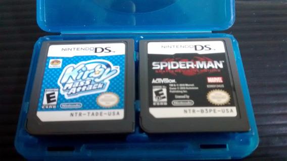 Jogo Nintendo Ds - Spider Man