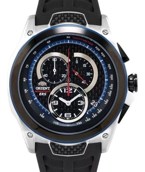 Relógio Orient Masculino Cronógrafo Original Kt00002b P1px