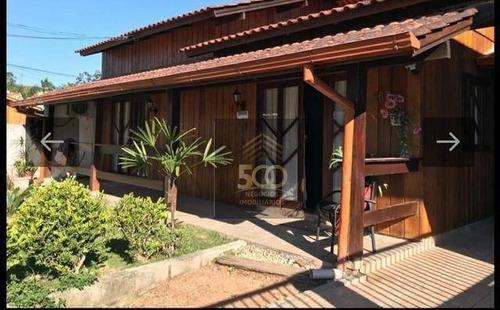 Casa À Venda, 120 M² Por R$ 296.800,00 - Forquilhas - São José/sc - Ca0437