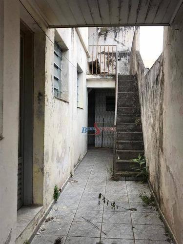 Imagem 1 de 4 de Terreno À Venda, 144 M² Por R$ 900.000,00 - Vila Invernada - São Paulo/sp - Te0376
