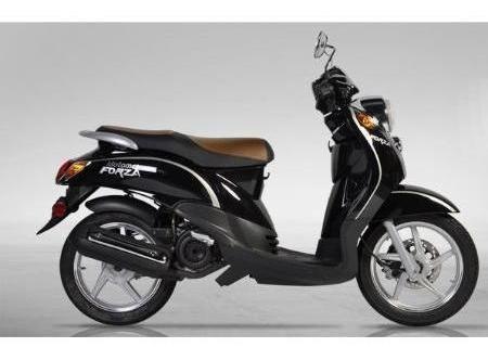 Motomel Forza 150 Scooter 0km Vintage Retro